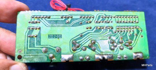 Icom IC-760 Pro , IC-765 Original 2020C Board Used Working