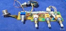 Icom IC-760 Pro , IC-765 Original Board B2060D Used Working