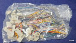 Kenwood TS-130 S Original Cables With Connectors Lot