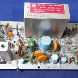 Swan SS-200A Original Filter Board 038-065 Untested As a Part