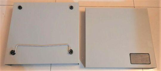 Ten Tec Omni VI Original Covers Both Upper and Lower Used