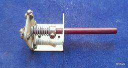 Yaesu FL-2100B Original Case Switch Protector Used