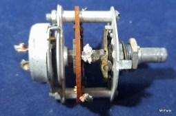 Reliant (Eldico) Receiver R-104 Original Switch Part #3 Used