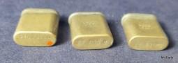 Reliant (Eldico) Receiver R-104 Original Lot of Crystals 28.0 Used
