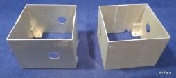Reliant (Eldico) Receiver R-104 Original Internal Metalic Box Protector