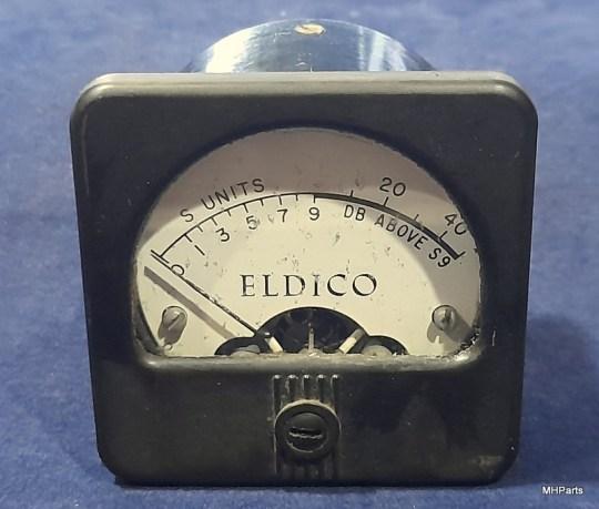 Reliant (Eldico) Original S Unit Meter Used Working