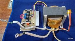 Ten Tec Centurion Original Filament Transformer and Board 81537 Used
