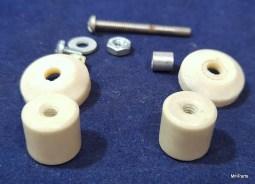 Ten Tec Centurion Original Internal Ceramic Separators Used