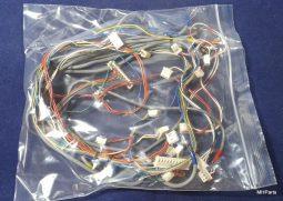 Yaesu FT-757 GX Original Internal Mix lot of Cables Used