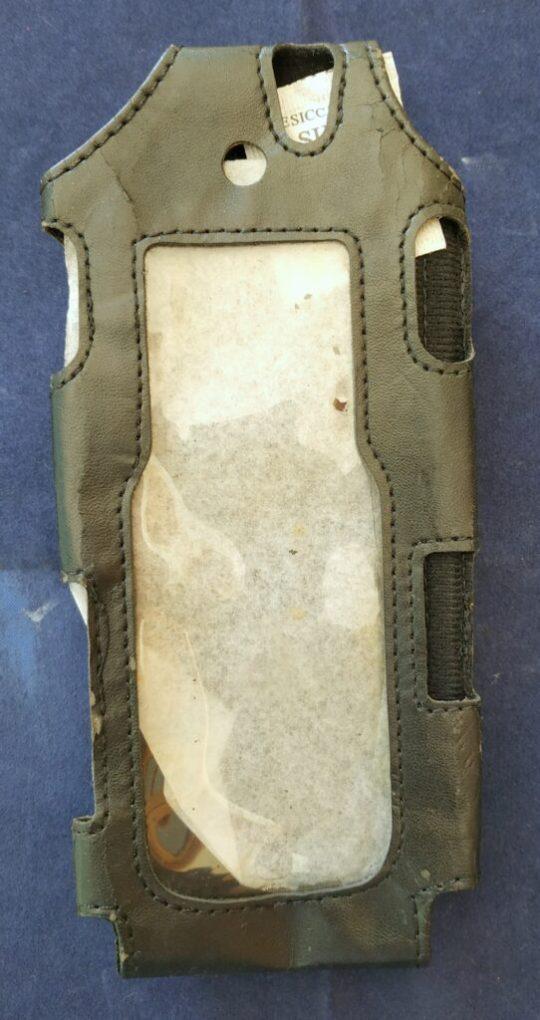Iridium Original 9555 Satellite Phone Leather Case