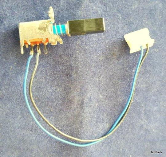 Icom IC-751A Original Important Button  Used
