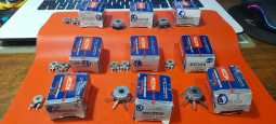 70 PCS Mallory Vintage Lot of Parts Flange and Taper Diff References.