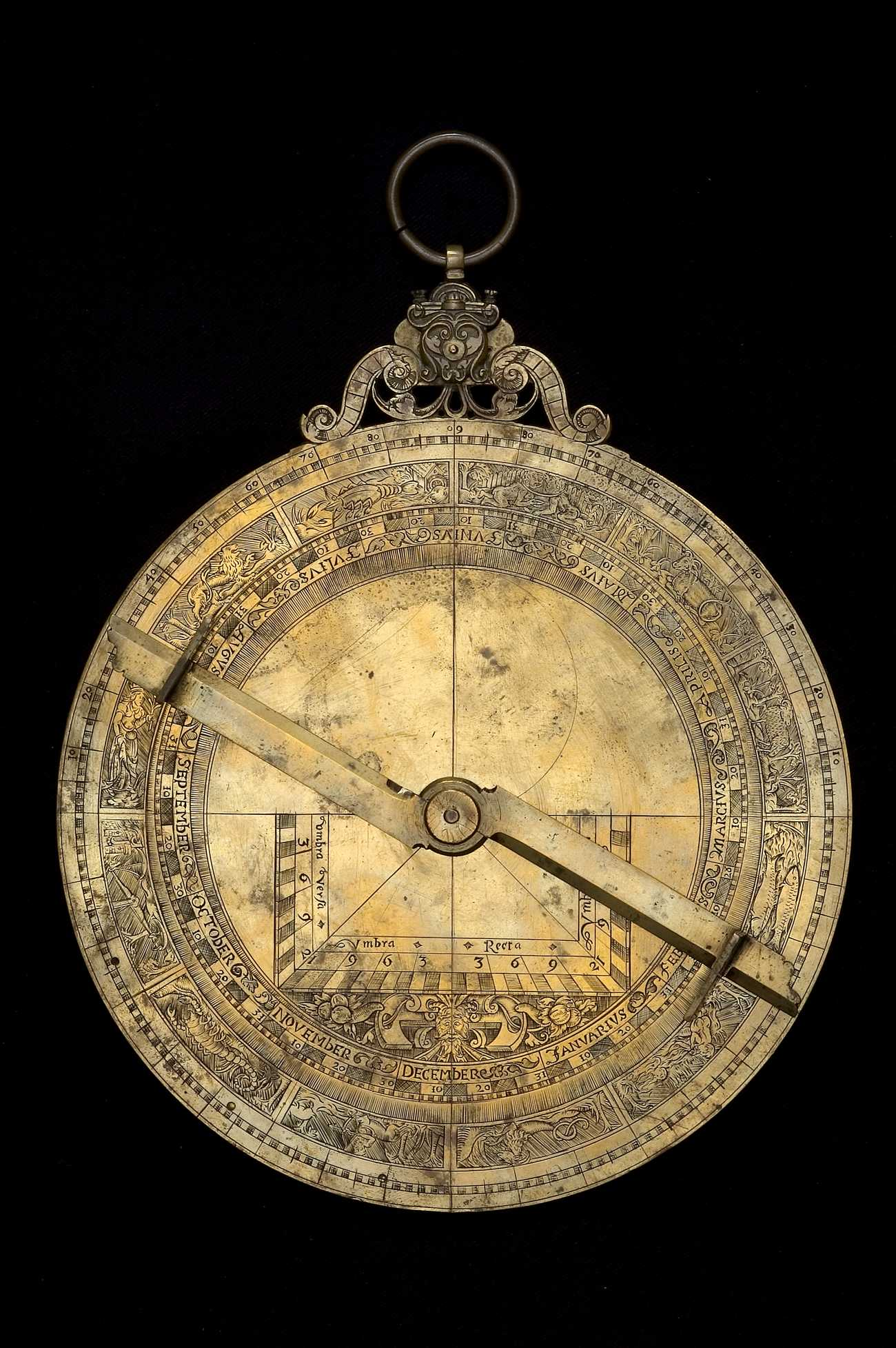Astrolabe image report inventory number 41409