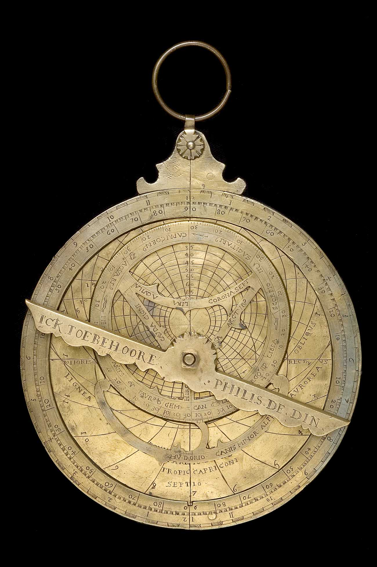 Astrolabe report inventory number 45975