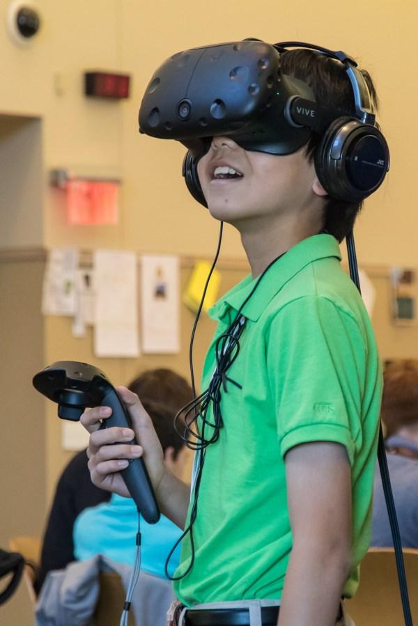 Milton Hershey School Incorporates Virtual Reality