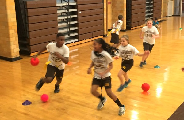 Physical Education Teaches Mhs Students