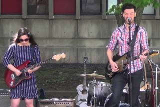 "Medford Calling: Will Dailey & Ms. Fard play MJ's ""Billie Jean"""