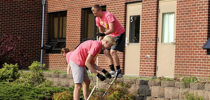 One Day in May gives students a chance to give back to their community.