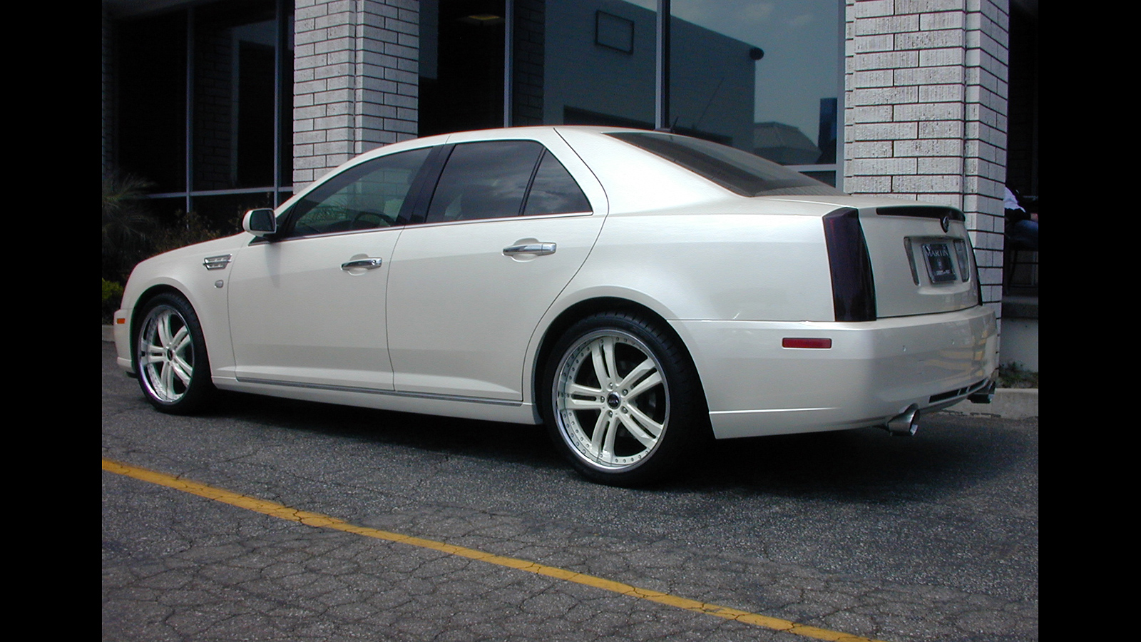 2006 Sts V 20 Inch Wheels