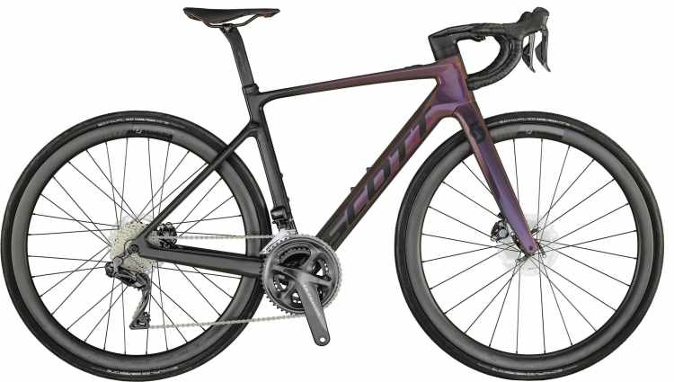 Scott Contessa Addict eRIDE 10 prism nitro purple gloss