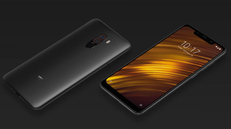 Xiaomi Pocophone F1 може да се купи во Македонија по намалена цена