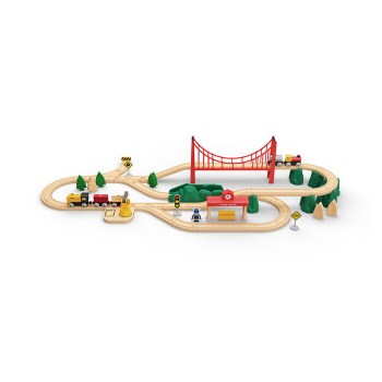 Mi Toy Train Set