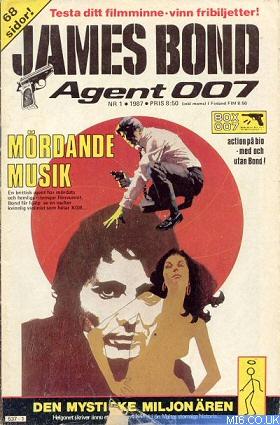 James Bond 007  MI6  The Home Of James Bond