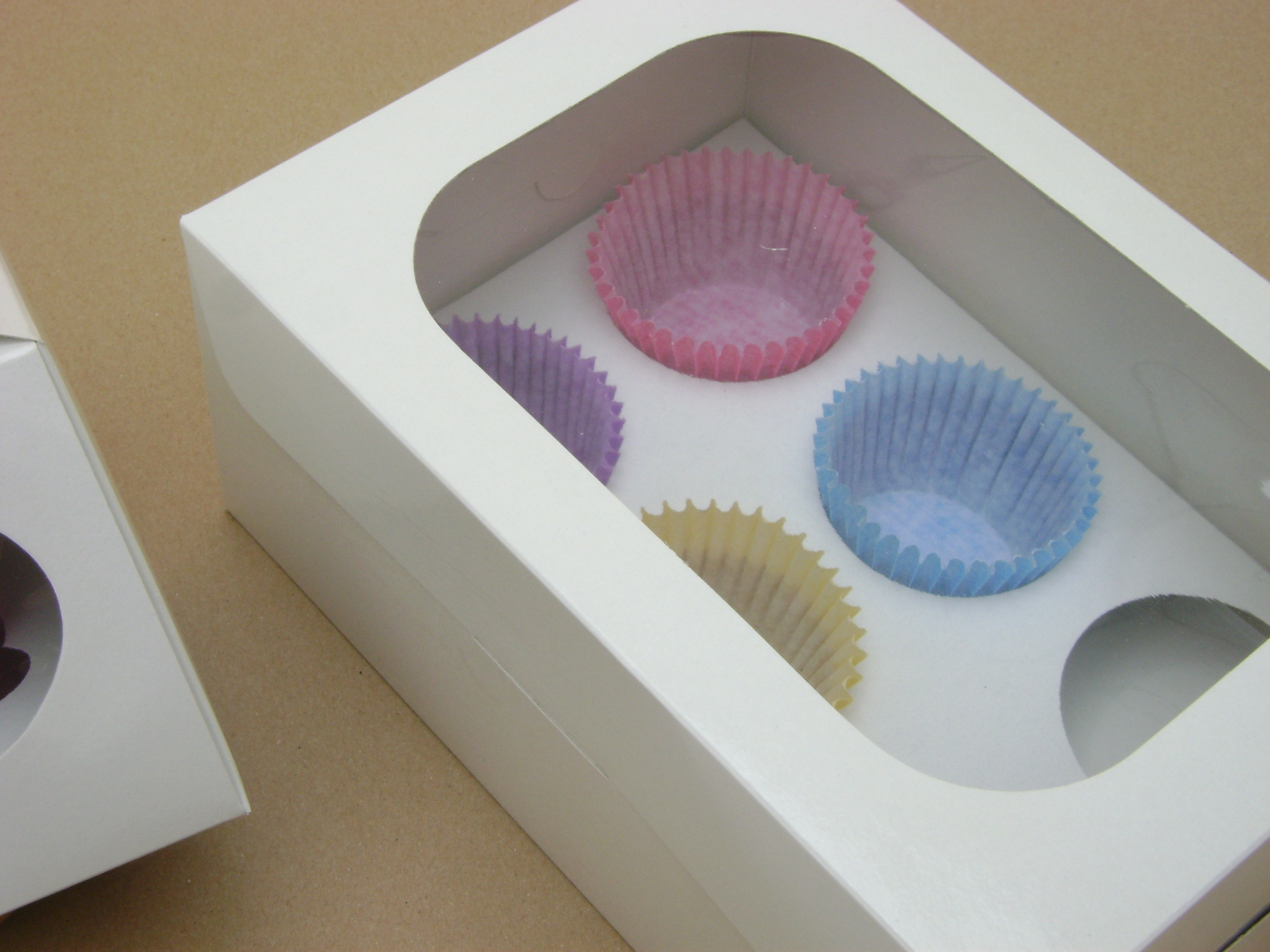 Envases para Muffins y Cup Cakes