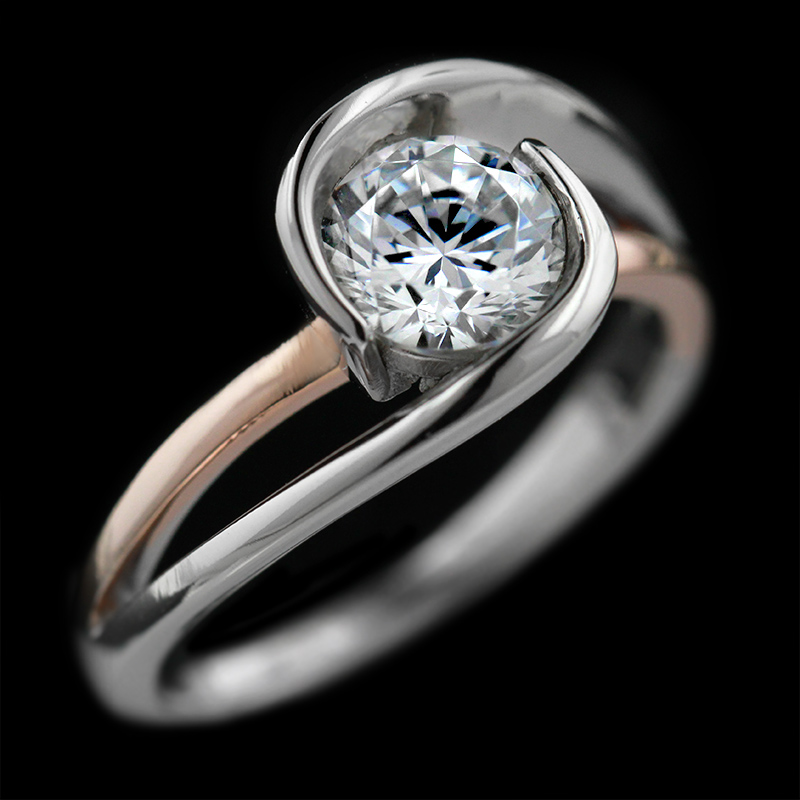 Our FAVORITE Engagement Rings Under 1000  MiaDonna The Future of Diamond