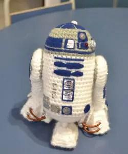 Free Star Wars Crochet Patterns r2d2