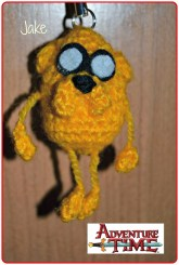 Jake made by Marye. Aaw, he is soo cuute!