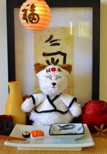 Hiroshi, the Sushicat (Sushiman)