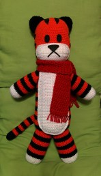 Hobbes made by Katie.