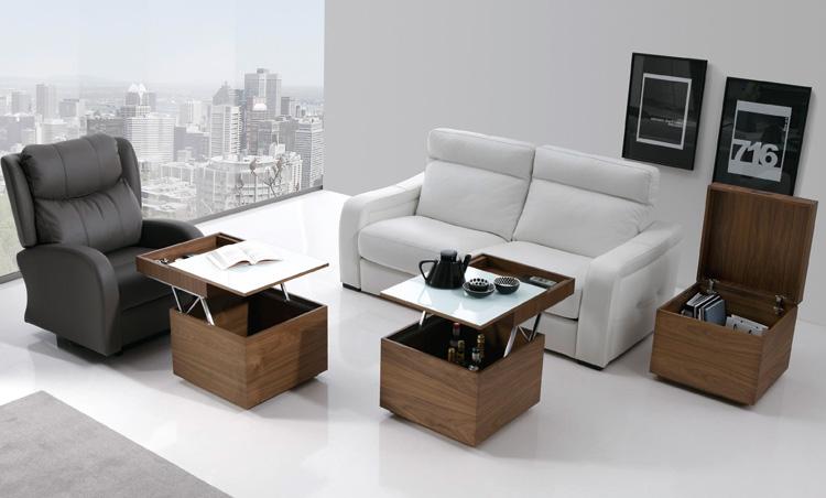Kento Mesa Centro elevable Muebles Casa t Mesa