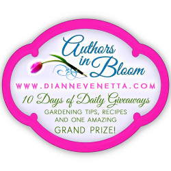 Authors in Bloom at www.miaking.com
