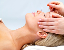 Cosmetic Acupuncture and Micro-Current Energy Light Rejuvenation