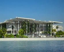 Miami's Museum Park Sees First Signs of Development