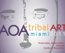 AOA Tribal Art, Miami 2011
