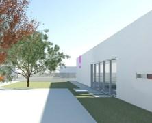 Dorsch Gallery's New Design by Architect Patricio Cuello