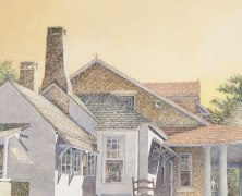 First Major Retrospective of Architect Tom Spain at the Coral Gables Museum