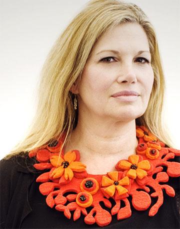 Ellen Salpeter, Director, Institute of Contemporary Art Photo by Wilhelm Scholz