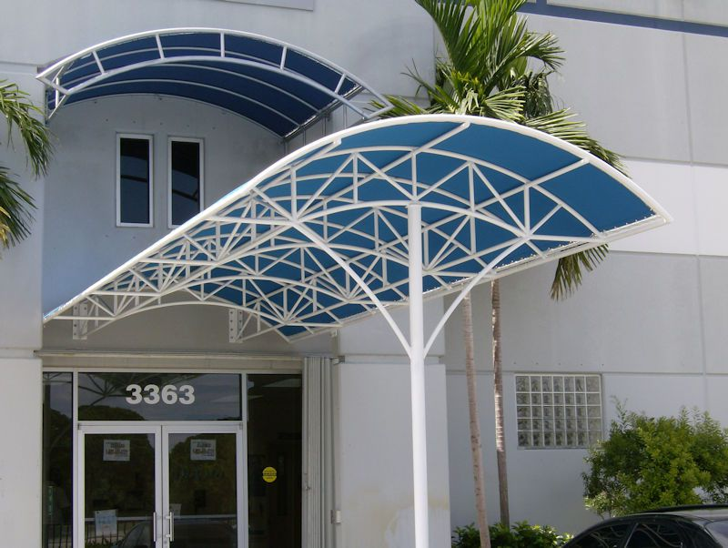 Entrance Awning  Porte Cocheres  Miami Awning