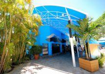 Miami Seaquarium - Penguin Isles Canopy Awning