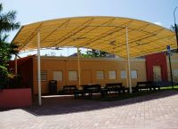 Hospitals / School Awnings & Canopies - Miami Awning Company