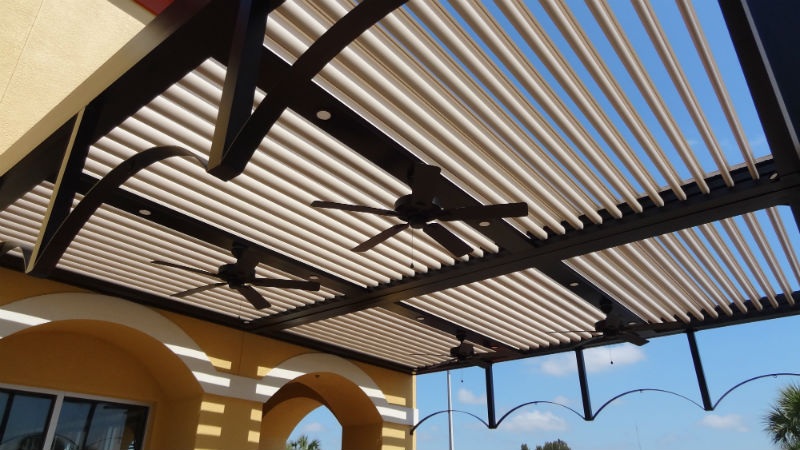 Louvered Roofs Miami Awning Company Shade Solutions
