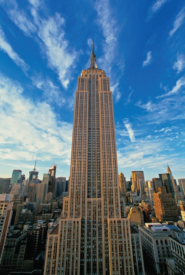 Extraordinary Of Empire State Building