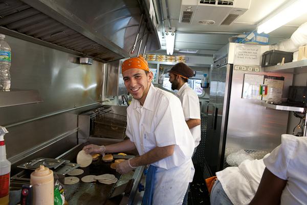 Food Trucks Swarm Downtown Miami Video  Miami Beach 411