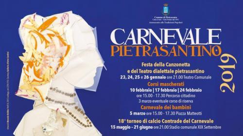 Carnevale di Pietrasanta 2019