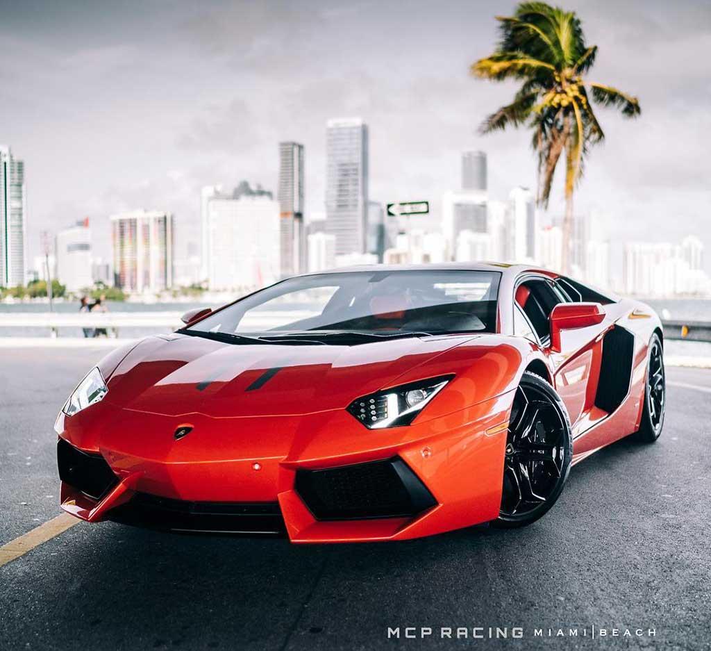 Miami Car Porn