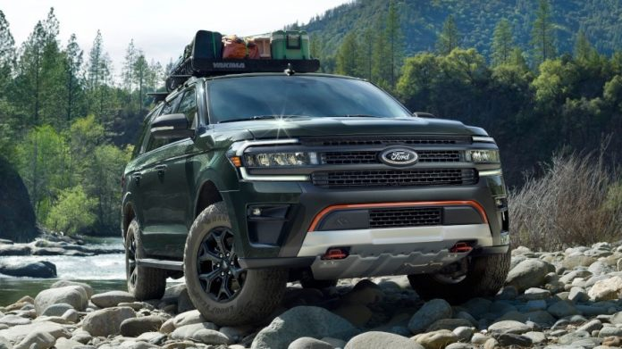 2022 FORD EXPEDITION TIMBERLINE EDITION